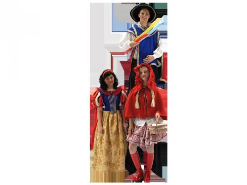 Het Knotsgekke Sprookjesteam