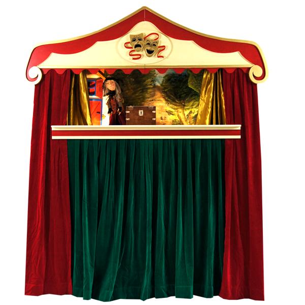 Poppentheater, poppentheater inhuren, poppenkast inhuren, poppenkast voorstelling inhuren, poppenkast huren