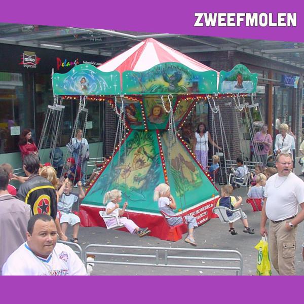 Attracties, winkelcentrumpromotie, attracties inhuren, kinderentertainment, kinderattracties