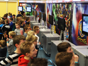 Game event, winkelcentrumpromotie, gameevent, winkelcentrum promotie