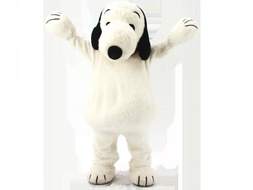 Snoopy, Meet en greet, winkelcentrumpromotie, winkelcentrum entertainment