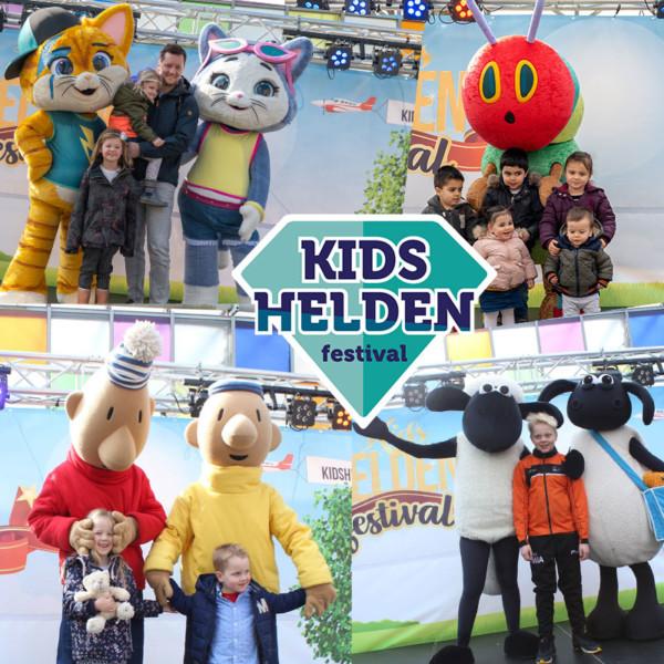 Kinderentertainment inhuren, winkelcentrum promotie, boekingskantoor, mobiele kids acts, entertainmentbureau, workshops voor kinderen, Kidsheldenfestival